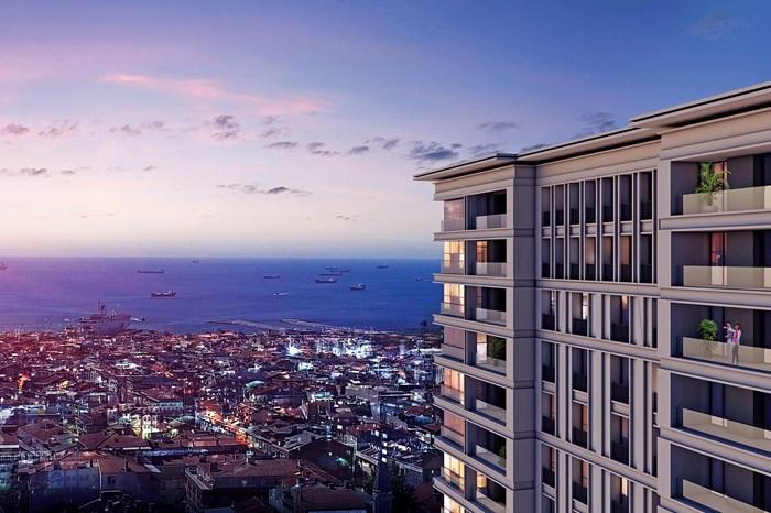 Apartments For Sale in Bakirkoy, Istanbul - Locamahal Veliefendi Project | Istanbul Property
