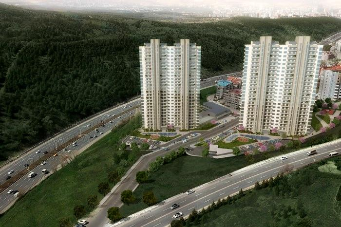 Apartments For Sale in Ankara - Tuna Panorama Project | Istanbul Property