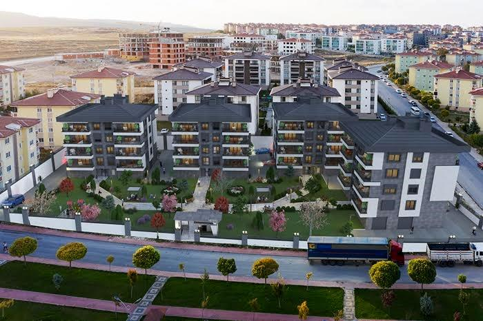 Apartments For Sale in Eskisehir - Yigitpark Elit Project