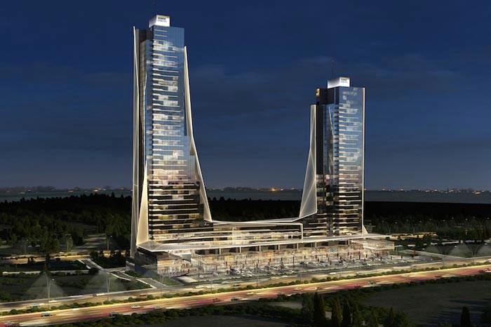 Apartments For Sale in Ankara - Elmar Towers | Istanbul Property
