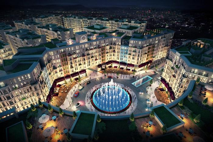 Apartments For Sale in Esenyurt, Istanbul - Meydan Ardicli Project | Istanbul Property