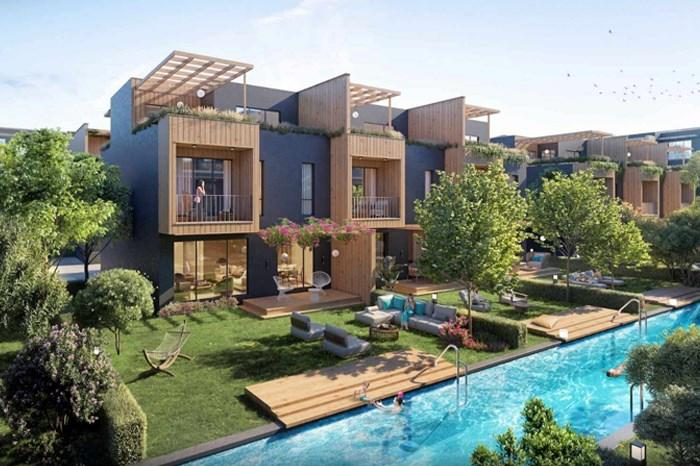 Apartments For Sale in Duzce, Istanbul - Algun Premium Project | Istanbul Property