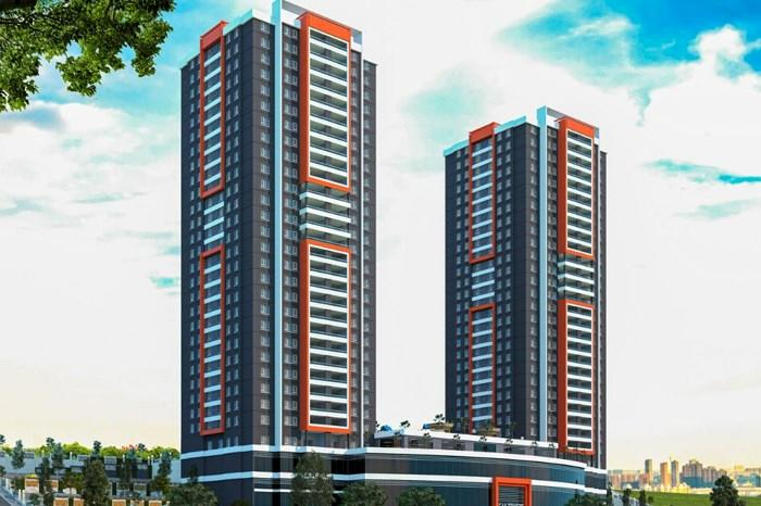 Apartments For Sale in Ankara - Can Towers | Istanbul Property