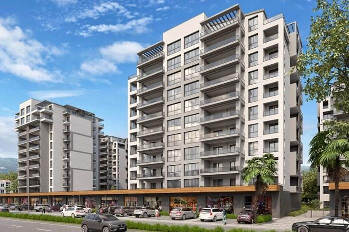 Apartments For Sale in Bursa - Yukselenpark Hurriyet Project | Istanbul Property