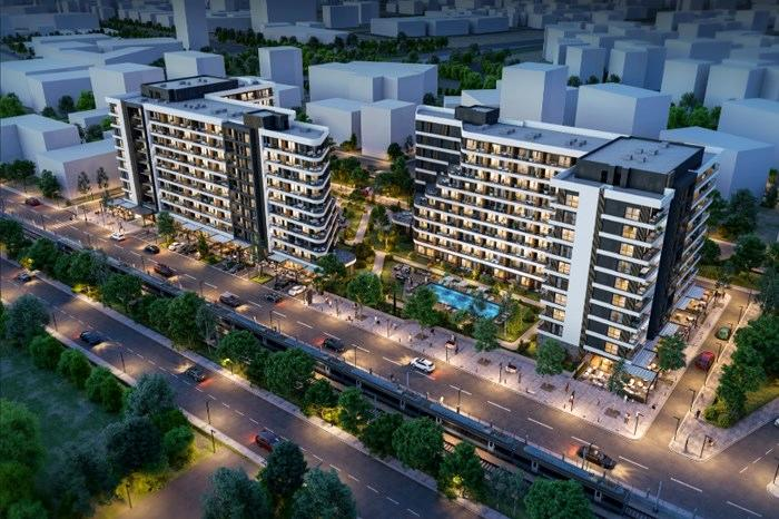 Apartments For Sale in Izmir - Trademark Pi Bornova | Istanbul Property