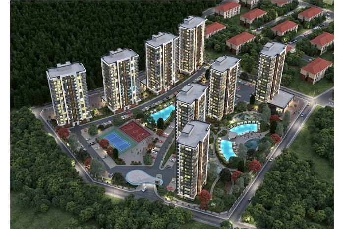 Apartments For Sale in Aydin - Rengi Antalya Project | Istanbul Property
