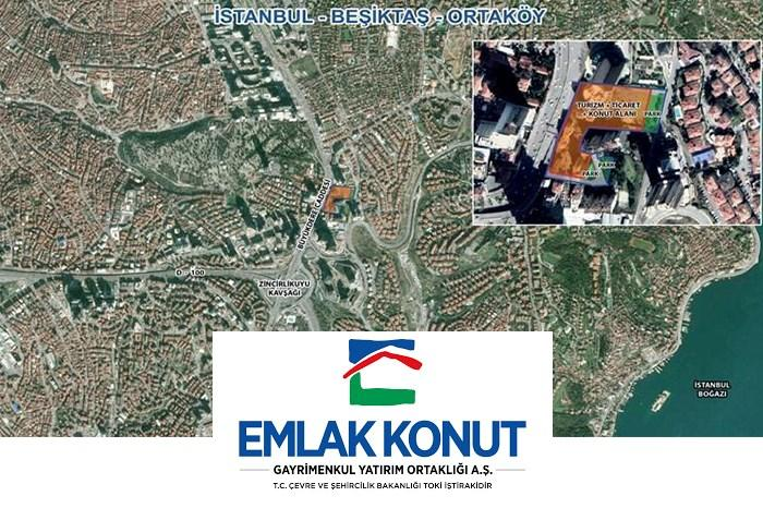 Apartments For Sale in Besiktas, Istanbul - Pasifik Grup Ortakoy Project | Istanbul Property