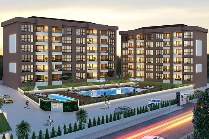 Apartments For Sale in Canakkale - Mykale Panorama Project | Istanbul Property