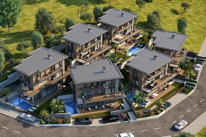 Apartments For Sale in Izmir - Casamarin Panorama Urla | Istanbul Property