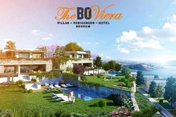 Apartments For Sale in Bodrum - The BO Viera Project