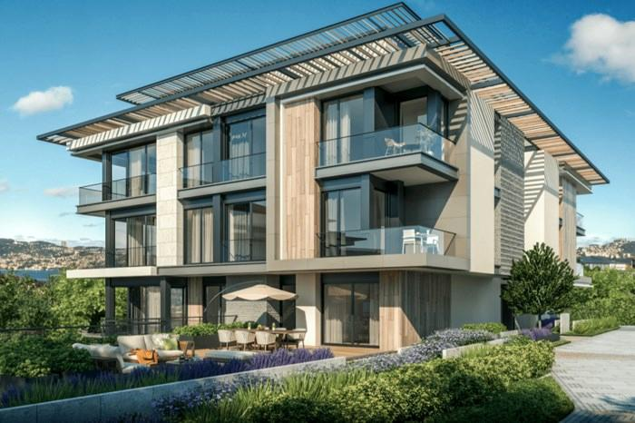 Apartments For Sale in Sariyer, Istanbul