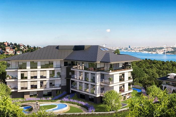 Cengelkoy luxury property with Bosphorus sea view | Istanbul Property