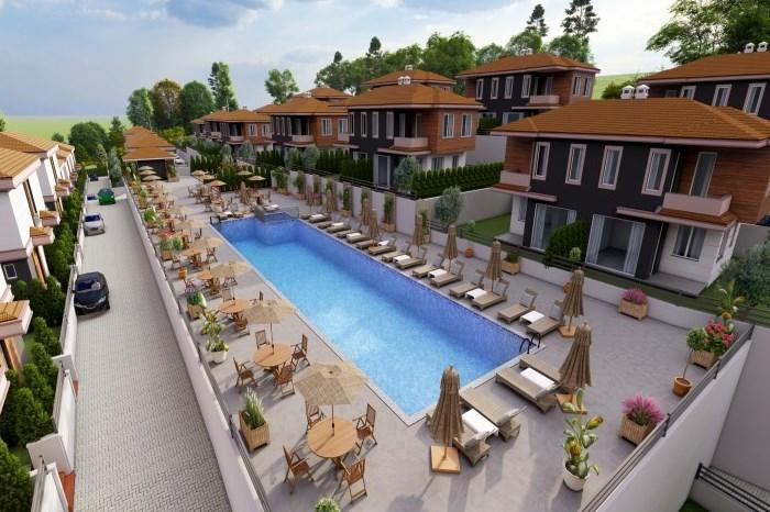 Piramit Park Orman Project and Prices